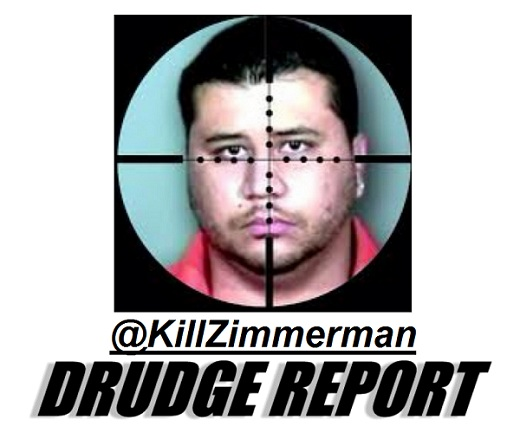 Zimmerman bullseye The Morning Flap: March 29, 2012