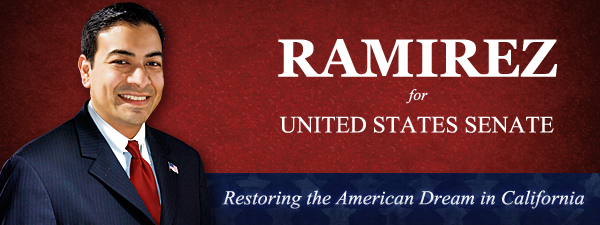 alramirez CA Sen: Conservative California Republican Assembly Endorses Al Ramirez for U.S. Senate