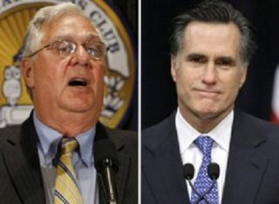 armey and romney President 2012: Tea Partys FreedomWorks Goal is to Stop Mitt Romney