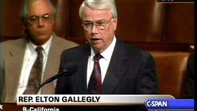 gallegly Rep. Elton Gallegly to President Obama: Illegal Alien Amnesty Will NOT Pass the Congress