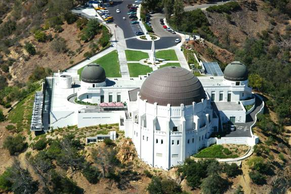 griffith park observatory Flaps California Morning Collection: August 17, 2011