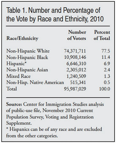hispanic 3 Hispanic Vote 2010: No Discernible Trend?