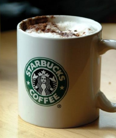 starbucks coffee cup Study: Coffee Will Make Us Healthier?