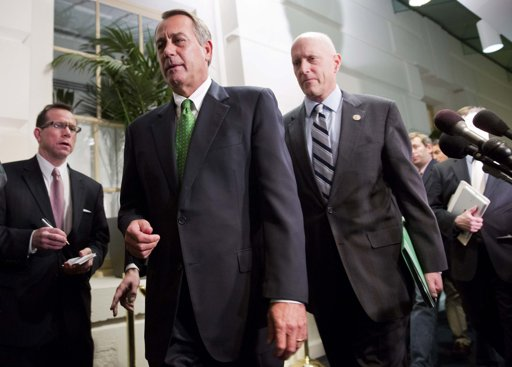 Boehner and Camp