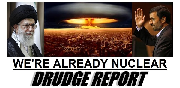 Iran already nuclear