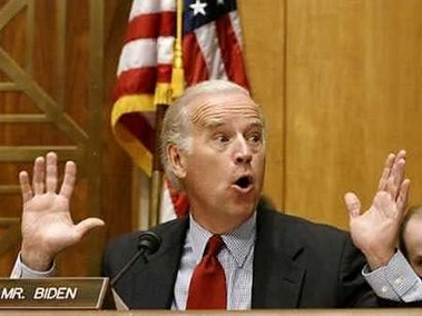Joe-Biden-Hands-Up Slow Joe Biden on 2010: If GOP Flips House Seats Then Its Over for Barack