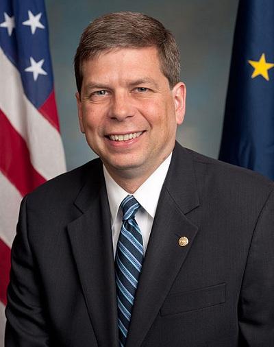 Alaska Senator Mark Begich