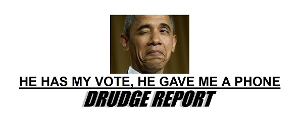 Vote Obama and Get Free Phone