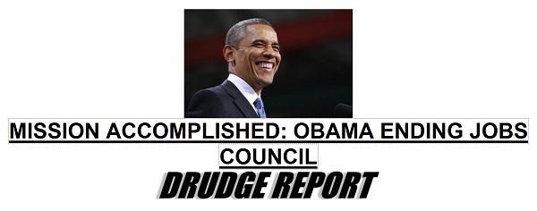 Obama Jobs Council