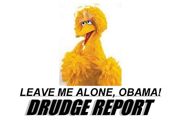 Sesame Street tells Obama to leave Big Bird alone