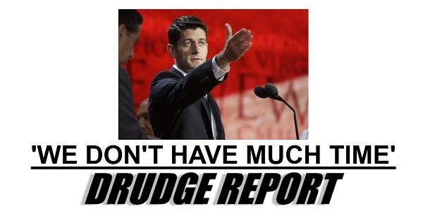 Paul Ryan addresses RNC